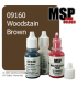 Master Series Paint: Core Colors - 09160 Woodstain Brown (1/2 oz)