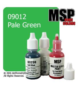 Master Series Paint: Core Colors - 09012 Pale Green (1/2 oz)