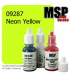 Master Series Paint: Core Colors - 09287 Neon Yellow (1/2 oz)