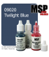 Master Series Paint: Core Colors - 09020 Twilight Blue (1/2 oz)