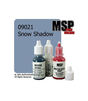 Master Series Paint: Core Colors - 09021 Snow Shadow (1/2 oz)