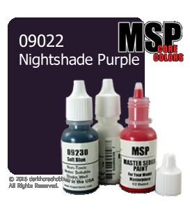 Master Series Paint: Core Colors - 09022 Nightshade Purple (1/2 oz)