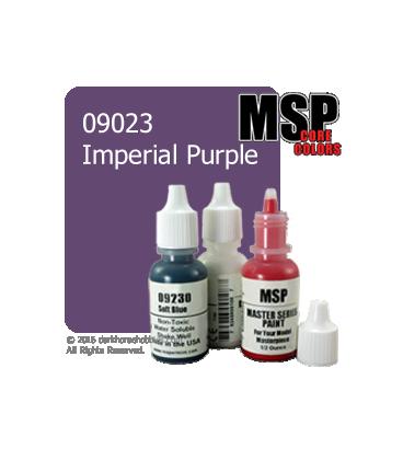 Master Series Paint: Core Colors - 09023 Imperial Purple (1/2 oz)