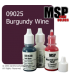 Master Series Paint: Core Colors - 09025 Burgundy Wine (1/2 oz)