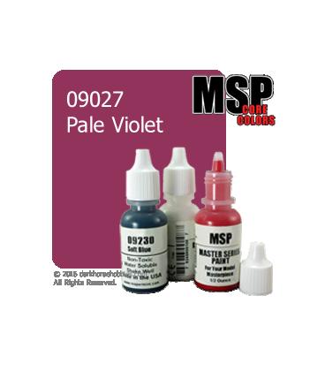 Master Series Paint: Core Colors - 09027 Pale Violet (1/2 oz)