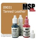 Master Series Paint: Core Colors - 09031 Tanned Leather (1/2 oz)