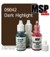 Master Series Paint: Core Colors - 09042 Dark Highlight (1/2 oz)