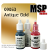 Master Series Paint: Core Colors - 09050 Antique Gold (1/2 oz)