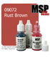 Master Series Paint: Core Colors - 09072 Rust Brown (1/2 oz)