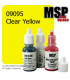Master Series Paint: Core Colors - 09095 Clear Yellow (1/2 oz)