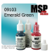 Master Series Paint: Core Colors - 09103 Emerald Green (1/2 oz)