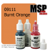 Master Series Paint: Core Colors - 09111 Burnt Orange (1/2 oz)