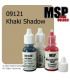 Master Series Paint: Core Colors - 09121 Khaki Shadow (1/2 oz)
