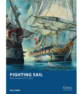 Wargames: Fighting Sail - Fleet Actions 1775–1815