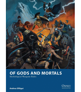 Wargames: Of Gods and Mortals - Mythological Wargame Rules