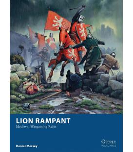 Wargames: Lion Rampant - Medieval Wargaming Rules