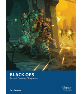 Wargames: Black Ops - Tactical Espionage Wargaming