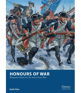 Wargames: Honours of War - Wargames Rules for the Seven Years War