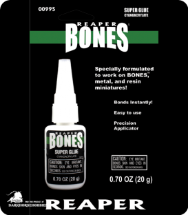 Reaper Miniatures: Bones Super Glue (20g)