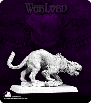 Warlord: Tembrithil/Elves - Hunting Cat