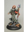 Warlord: Elves - Lysette, Elven Mage (painted by Jennifer Haley)