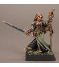 Warlord: Elves - Lysette, Elven Mage (painted by Derek Schubert)