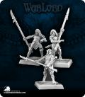 Warlord: Elves - Elven Vale Longthorns Grunt Box Set