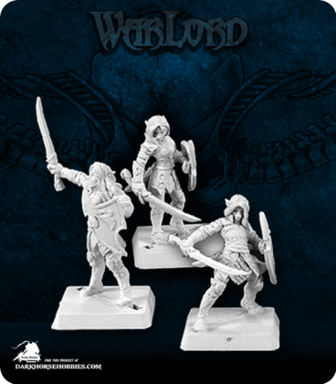 Warlord: Elves - Elven Vale Warriors Grunt Box Set