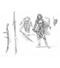 Warlord: Elves - Elven Vale Warriors Grunt Box Set (concept Art)