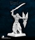 Warlord: Elves - Daereth, Elven Royal Guard Sergeant