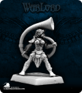 Warlord: Elves - Elven Musician
