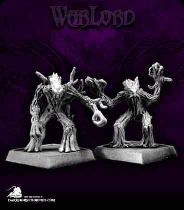Warlord: Tembrithil/Elves - Saproling Warriors Adept Box Set