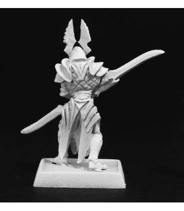 Warlord: Elves - Raynor, Elven Royal Blademaster Sergeant