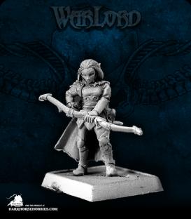 Warlord: Elves - Varashia, Vale Archer Sergeant