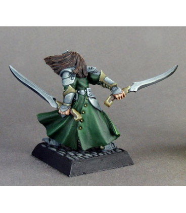 Warlord: Elves - Prince Danithal, Warlord (painted by Philip Esterle)