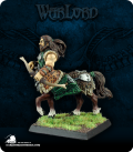 Warlord: Tembrithil/Elves - Centaur Archer (painted by Chris Smith)