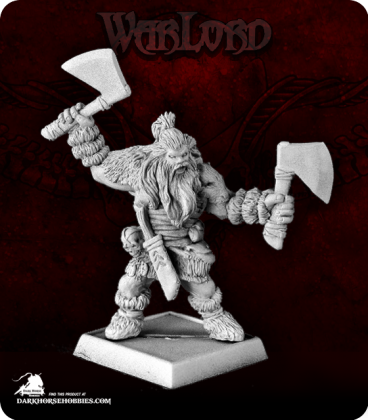 Warlord: Icingstead - Hurgg the Bloody