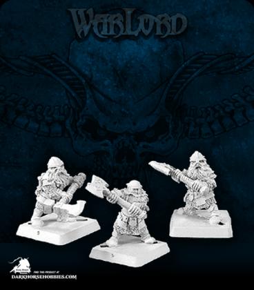 Warlord: Dwarven Swiftaxes Grunt Box Set
