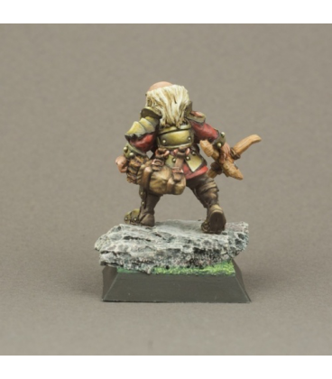 Warlord: Dwarves - Tohil Steadyhand (painted by Philip Esterle)