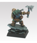 Warlord: Dwarves - Durin, Dwarven Pathfinder Sergeant (painted by Dave Coulson)