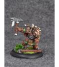 Warlord: Dwarves - Durin, Dwarven Pathfinder Sergeant (painted by S. McCafferty)