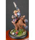 Warlord: Dwarves - Durthen, Boarmaster Berserker (painted by Gerlan)