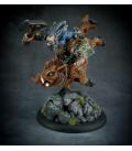 Warlord: Dwarves - Durthen, Boarmaster Berserker (painted by Michael Proctor)
