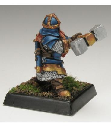 Warlord: Dwarves - Kneebreaker (painted by John Bonnot)