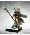 Warlord: Icingstead - Nadezhda the White, Ice Sorceress (painted by Martin Jones)