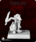 Warlord: Icingstead - Handmaiden of Keskura, Werefox Form