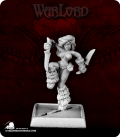 Warlord: Icingstead - Handmaiden of Keskura
