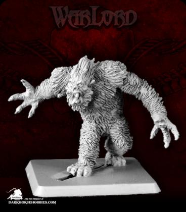 Warlord: Icingstead - Yeti Warrior