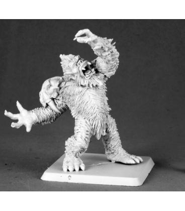 Warlord: Icingstead - Yeti Chieftain
