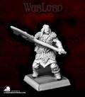 Warlord: Icingstead - Barbarian Axeman